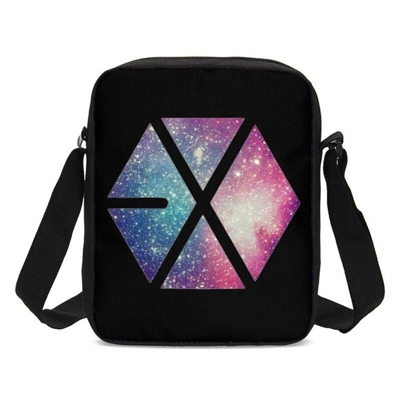 EXO Kpop Girls Mini bolsas De Viaje cubos De embalaje mujeres bolsa...
