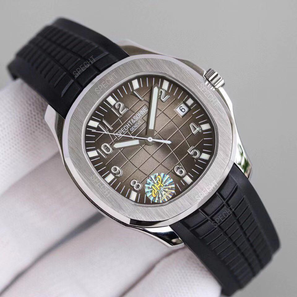 2021 New Men's Watch Automatic Mechanical Watch Luxury Brand Specht&Sohne Sport Watch For Men Rubber Strap Relogio Masculino enlarge