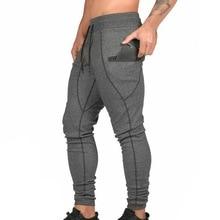 Vogue hommes de haute qualité marque hommes pantalons Fitness pantalons élastiques vêtements de musculation décontracté Camouflage pantalons de survêtement Joggers pantalon