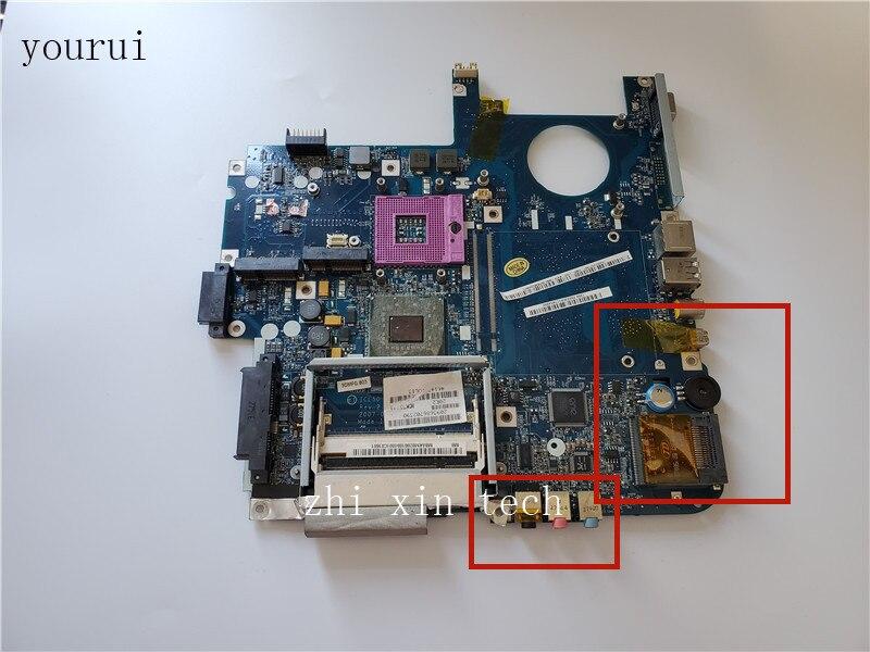 Placa base yourui para Acer aspire 5320 5720 5720G Laptopmotherboard ICL50 LA-3551P...
