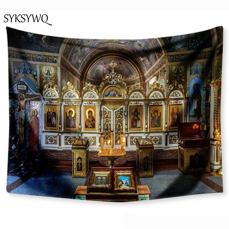 Jesus mural de parede tapete decoração da sua casa tapeçaria de parede grande pano da igreja