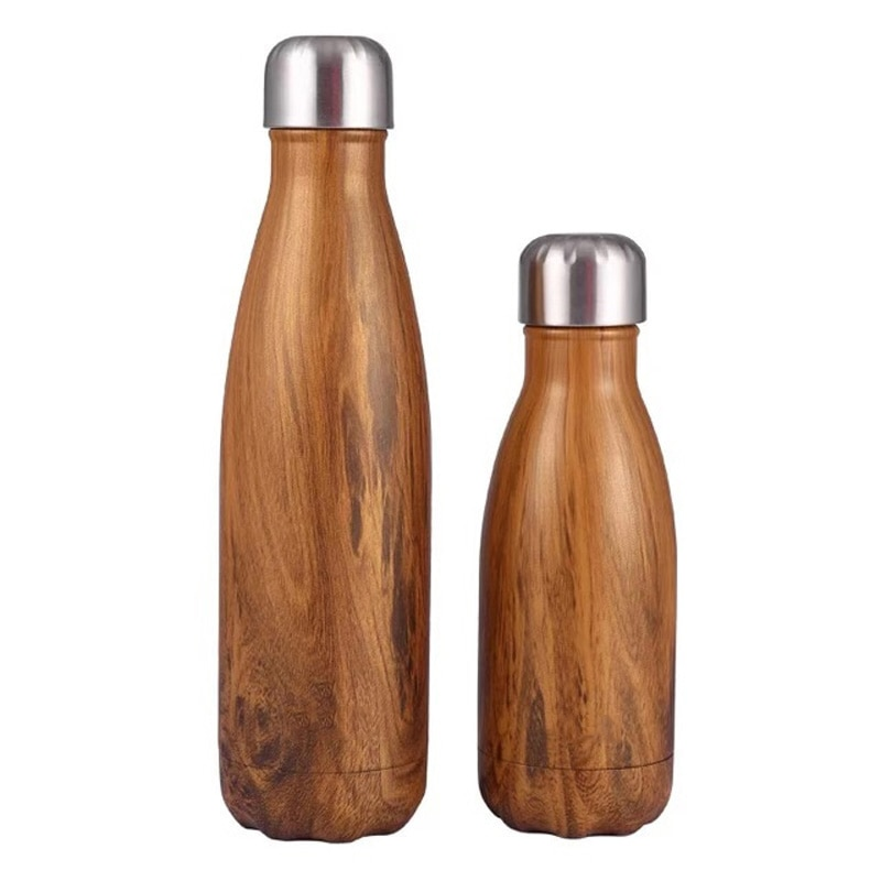 Akkoki Thermos Bottle Of Stainless Steel Vacuum Flasks Thermoses Cup Thermocup Thermal Bottle For Water Thermocouple Thermal