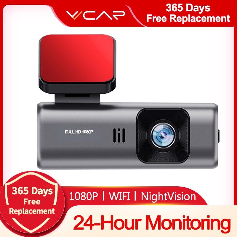 VVCAR D135 Car DVR Camera Full HD 1080P WIFI  Dashcam Dash Cam car registrar Spuer Night Vision