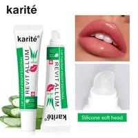 karite aloe lip oil moisturizing transparent lip glaze lip gloss lip plump china makeup