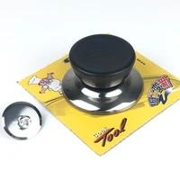 pot lid handle pot lid handle plastic top bead pots and pans kitchen cookware stainless steel pot lid button top bead