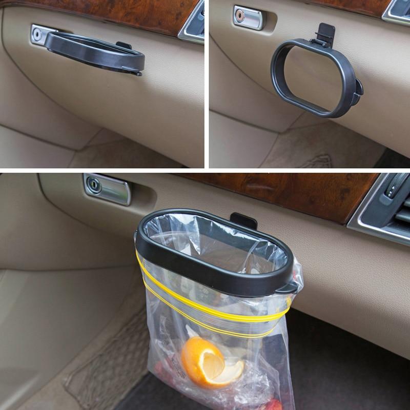 Durable Foldable Car Trash Bin Frame for Lexus ES250 RX350 330 ES240 GS460 CT200H CT DS LX LS IS ES RX GS GX-Series