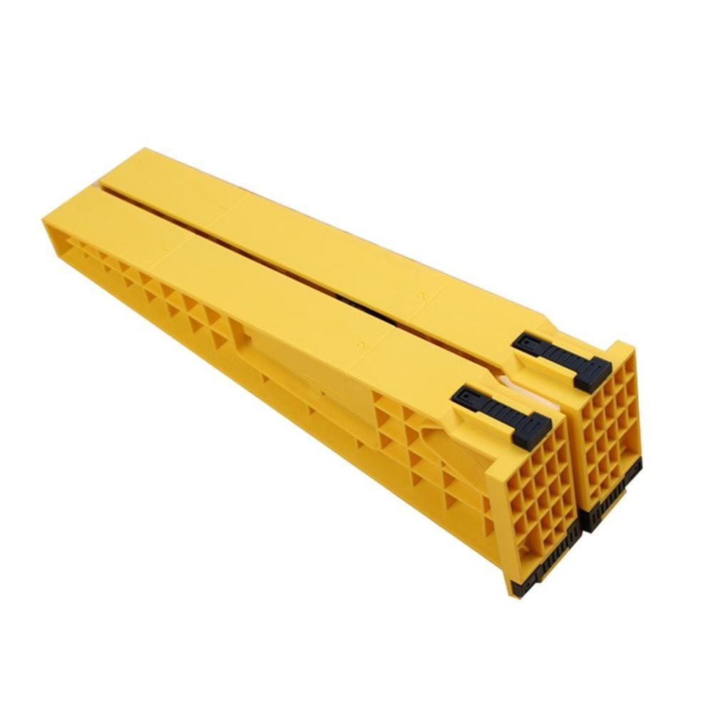 2 pces gaveta track instalação fixo jig suporte de posicionamento auxiliar montagem gabinete ferramentas para trabalhar madeira gaveta slide gabarito