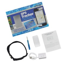 Waterproof TK911 Mini Pet Cat Dog GPS Tracker TK909 Locator Small Tracking Device Real time Google Map Free Web APP Tack