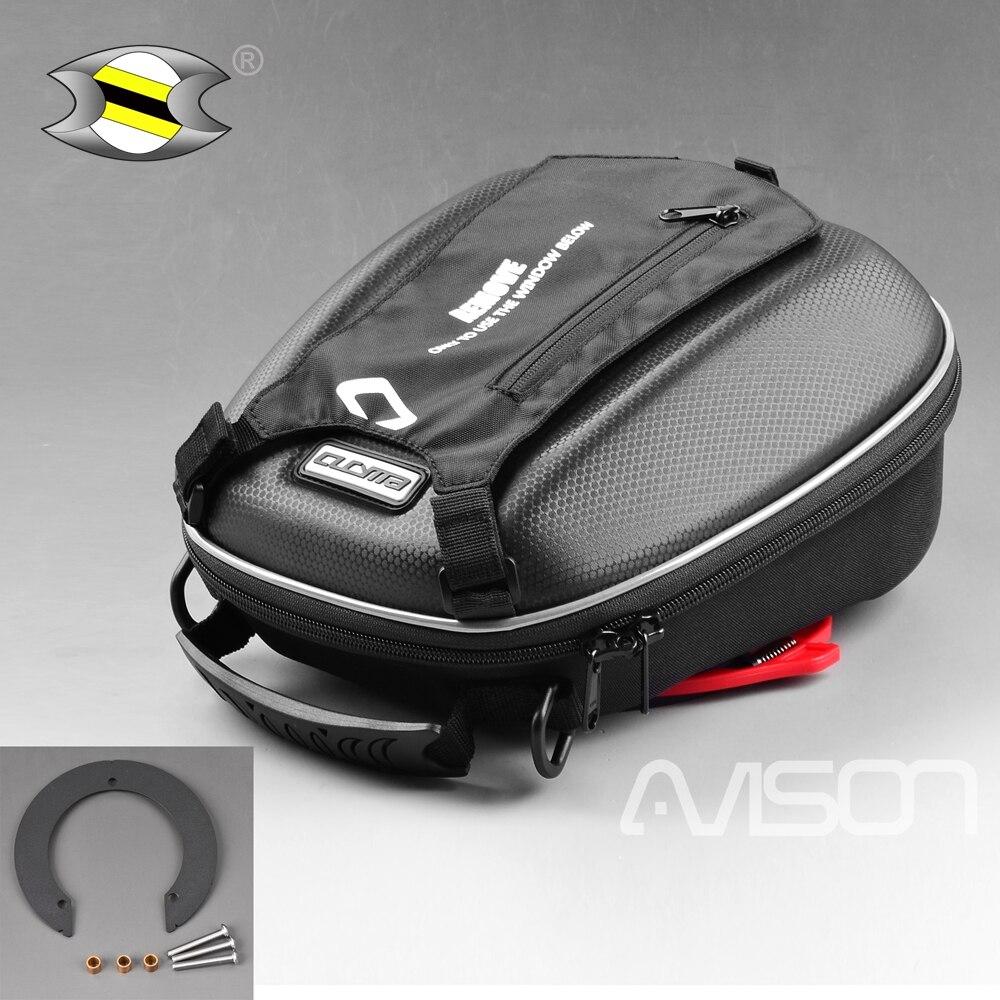 Для FZ1 Fazer 1000 06-15 YZF R1 1000 09-12 XT 1200Z Super Tener 10-15 Мотоциклетный Бак сумка Мобильная Навигация сумка tankbag