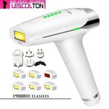 Choisir la lampe, épilateur IPL Lescolton, épilation laser, Machine Laser, tondeuse de Bikini permanente, laser, dépiladora