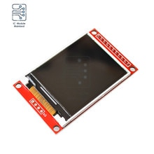 2.0 inch ILI9225 176x220 TFT LCD Display Module  SPI Interface with Micro SD Card Slot LCD Module for Arduino 3V/5.5V