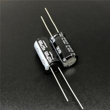 5pcs/50pcs 680uF 25V NICHICON HD Series 10x20mm Extremely Low Impedance 25V680uF Aluminum Electrolytic Capacitor