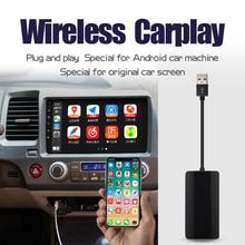 JIUYIN Apple carplay wireless android auto Smart Link USB Dongle for car Android Navigation player c