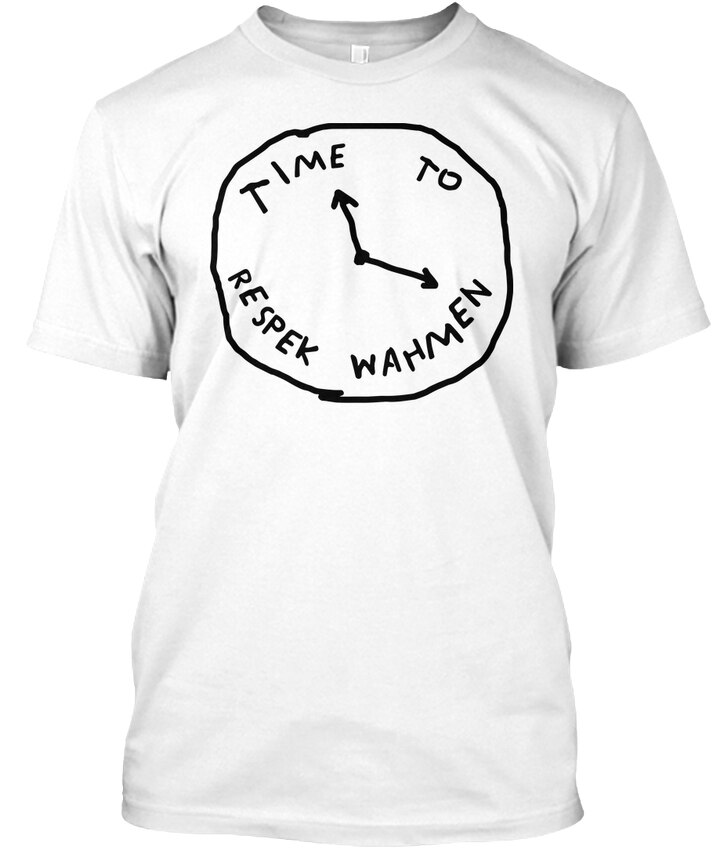 Tempo para ressek wahmen popular tagless t camisa 032984