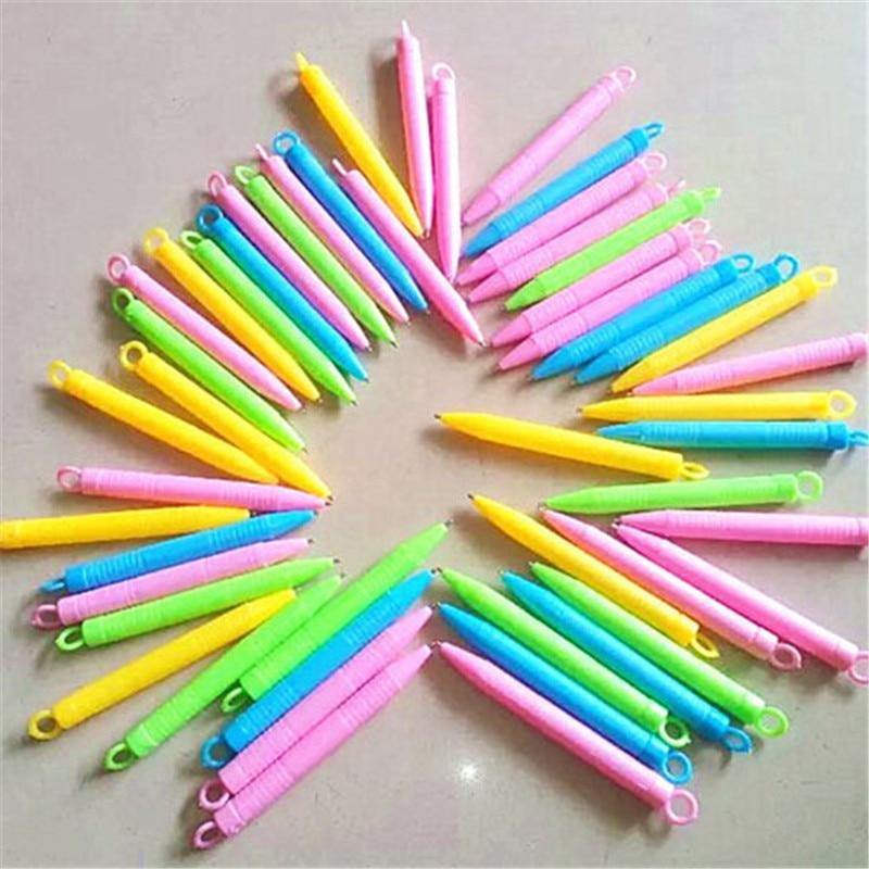 5 шт. магнитно-маркерная доска маркер для белой доски детей записи Doodle доска для рисования ручка Магнитная Палетка ручка
