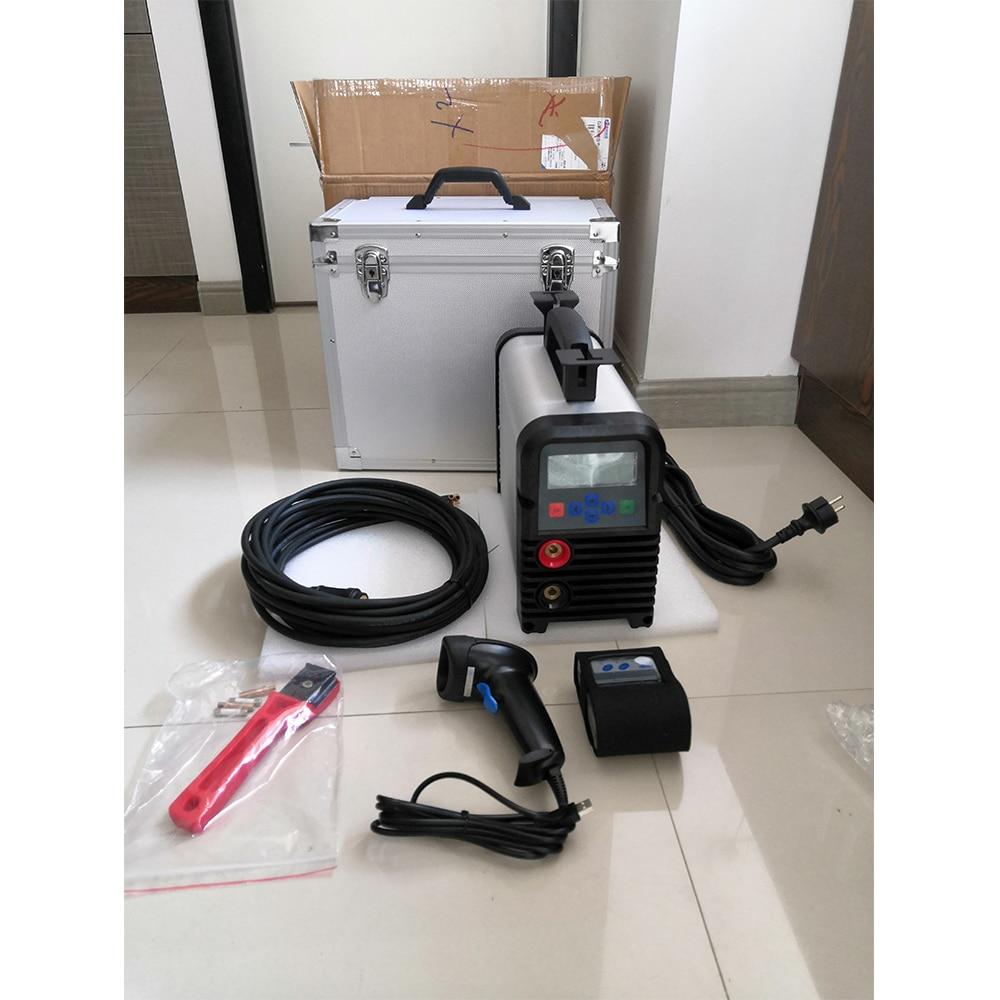 ماكينة لحام بالصهر الكهربائي PE Hdpe