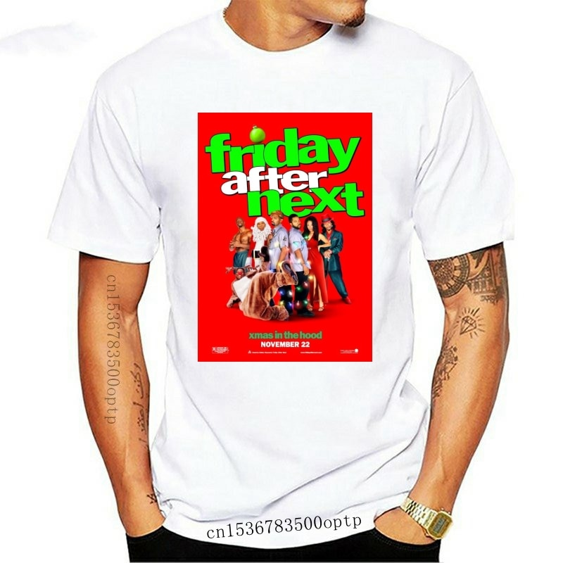 New Friday After Next Cult Classic Christmas Comedy Movie T shirt