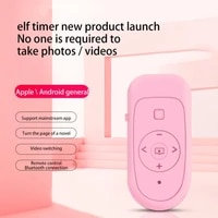 Mobile Phone Remote Control Bluetooth-compatible Self Timer Video Page Turning Shutter Multifunctional Wireless Remote Control