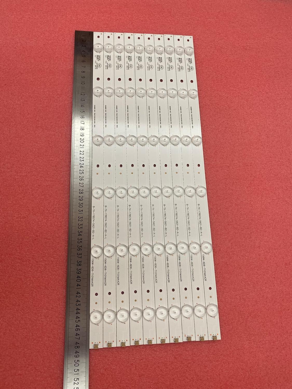 New 10 PCS/lot 6LED 485mm LED Backlight strip for LED48K220 HD480DF-B32 RSAG7.820.5921/ROH