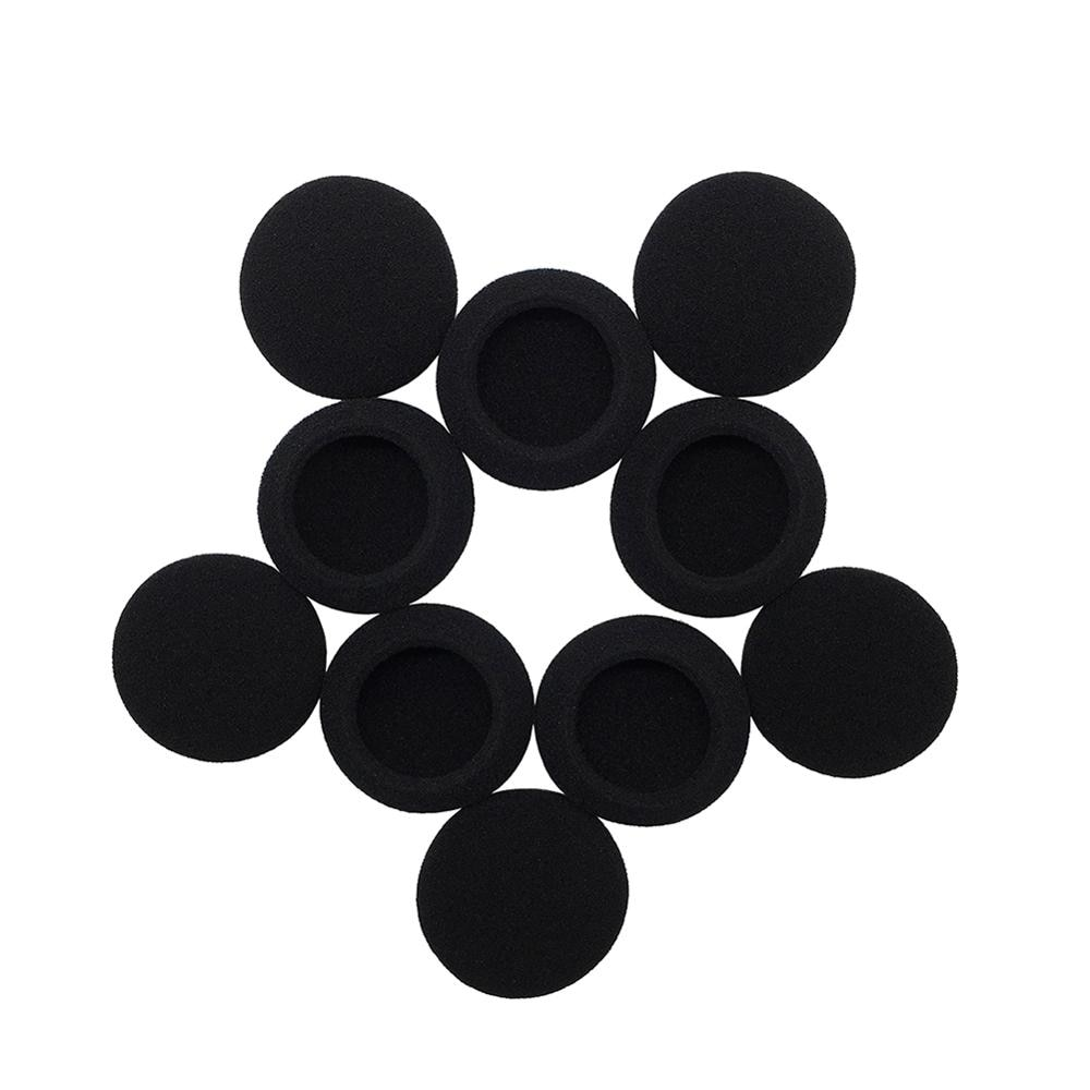 EarTlogis Sponge Replacement Ear Pads for Sony DR-BT101 DR BT 101 Headset Parts Foam Cover Earbud Tip Pillow enlarge