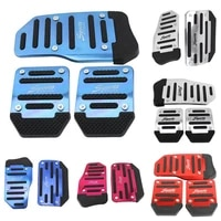 universal car anti slip pedal non slip automatic gas brake foot pedal pad cover manual automatic car accessories auto products