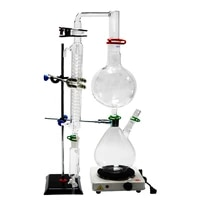 home plant extraction equipment small steam essential oil distiller