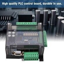 Heißer Verkauf FX3U 14MR 6AD 2DA RS485 8 eingang 6 relais ausgang 6 analog eingang 2 analog (0- 10 V) ausgang plc controller