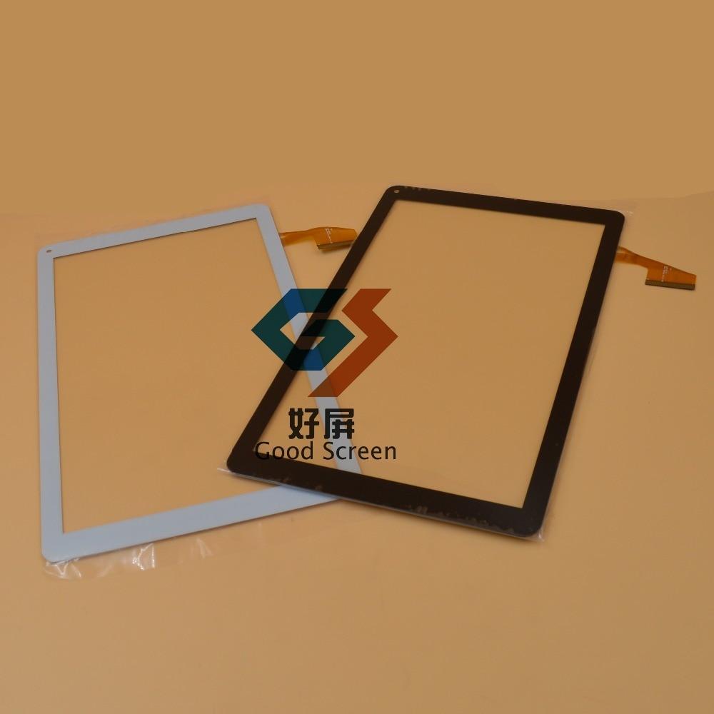 10.1 Polegada para o SPC SPS Escuro Glee 10.1 Núcleo octa Octacore 9750108N Capacitive touch screen painel de reparação substituição de peças de reposição fr