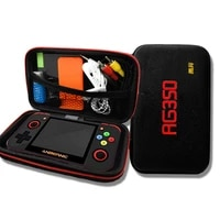 2020 retro game console protection bag protective storage bag for rg350