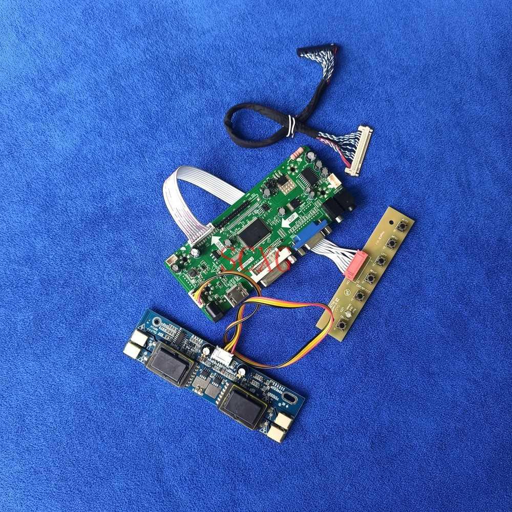 4CCFL VGA DVI HDMI-متوافق مع مجموعة لوحة القيادة M.NT68676 1920*1080 Fit M215H1/M215HW01/M215HW03/MT215DW01 شاشة LCD LVDS 30-Pin
