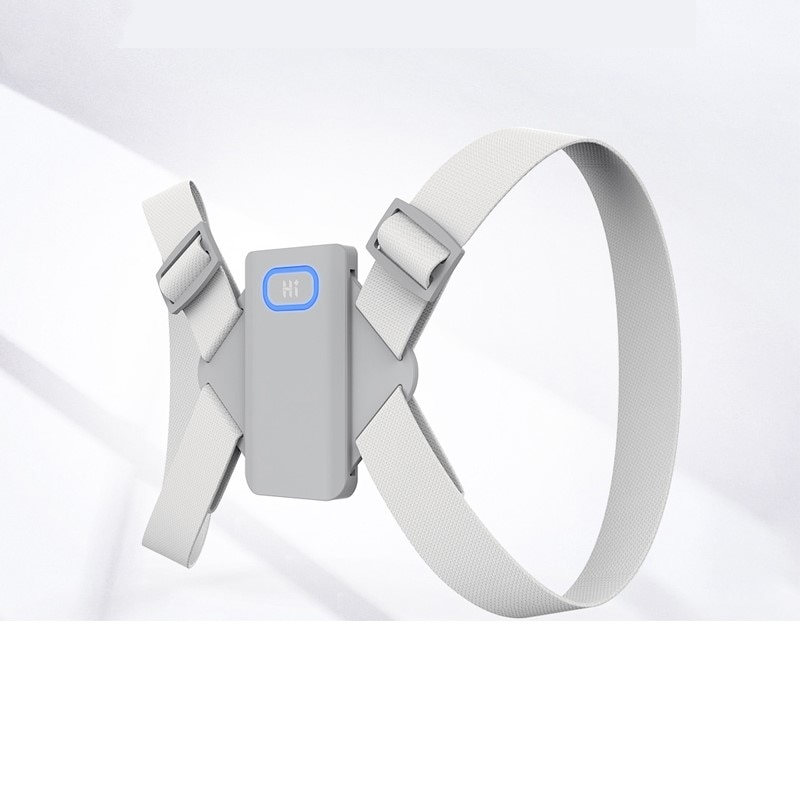 Youpin Hi+ Intelligent Posture Belt Smart Reminder Correct Posture Wear Breathable Intelligent Posture Belt