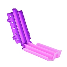 45pcs Hair Rollers Root Fluffy Clamps Wave Perm Rod DIY Bars Corn Clips Corrugation Hair Curler Curl