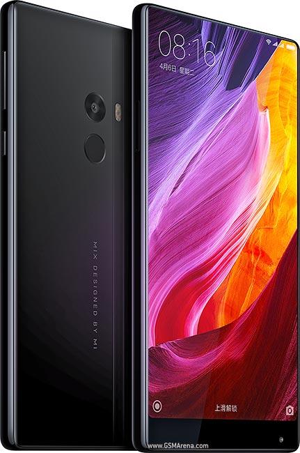 celular Xiaomi MIX 1 smartphone snapdragon 821 6G 256G 2040*1080 NFC support