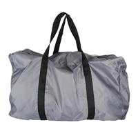large capacity storage bag portable travel hiking camping handbag durable carrying bag multi purpose foldable storage bag