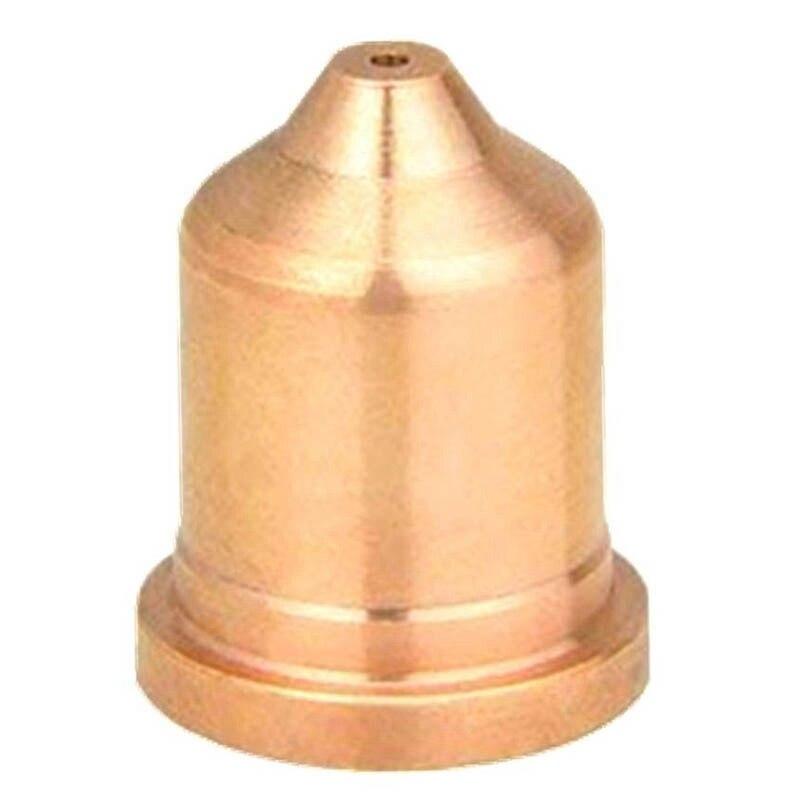 Bocal consumível das peças da tocha do plasma de 50 pces 220941 ws para hypertherm powermax 65/85/105