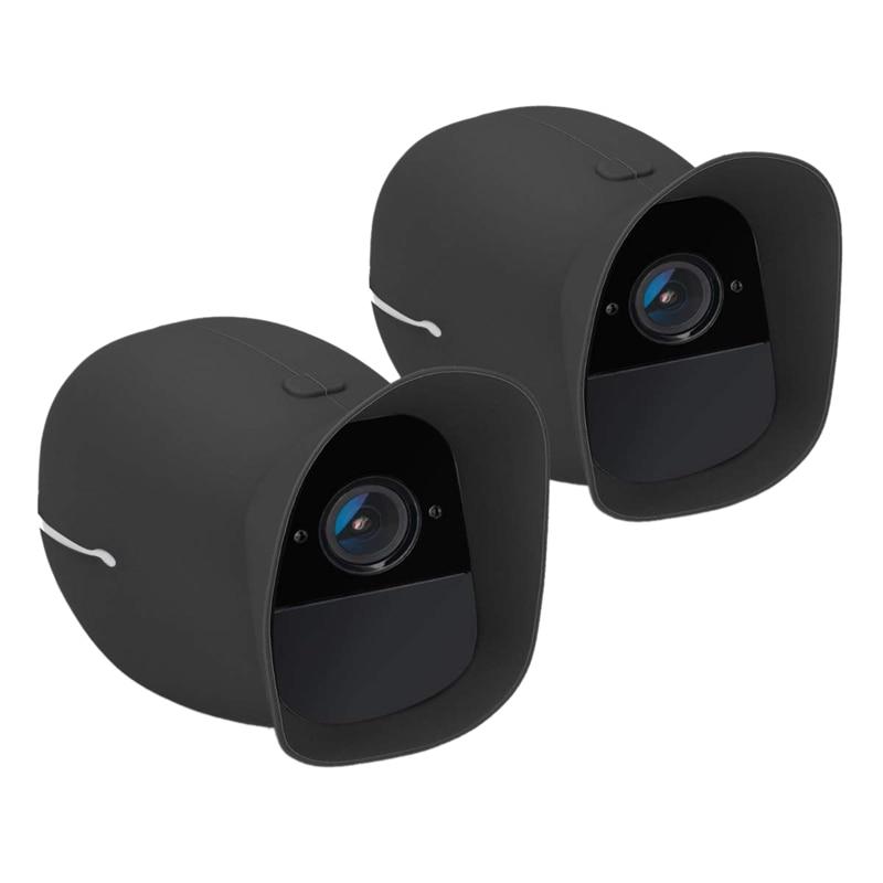 Горячая 2х кожа для Arlo Pro/Pro 2 смарт-силиконовый чехол для камеры безопасности для наружного видеонаблюдения