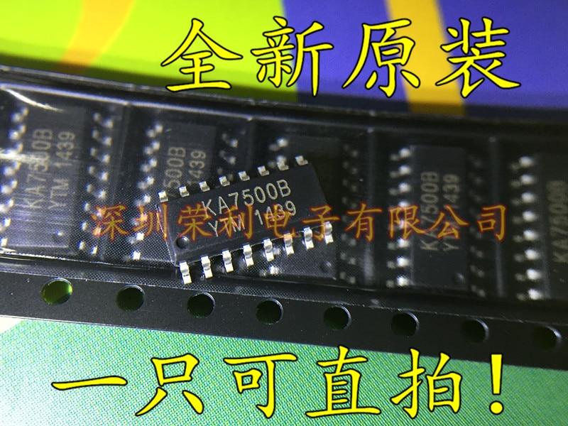10 Pieces  New KA7500B KA7500C KB7500 SOP16 PWM In stock