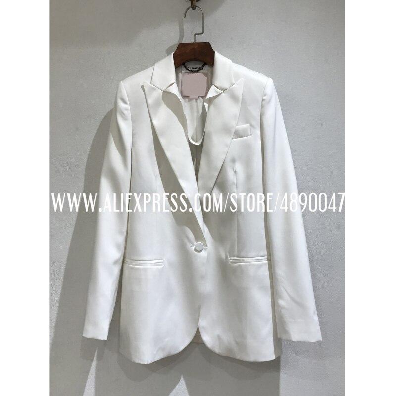Chaqueta de moda Retro de corte de moda tridimensional, cinturón de solapa de manga larga 2020, traje de alta calidad con cuentas para mujer