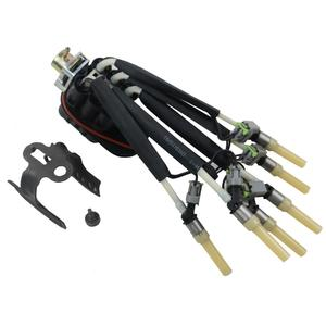 AP02 Central Fuel Spider Injector w/ Bracket FJ503 12568332 New For GMC SILVERADO JIMMY SAFARI SANANA SIERRA SONOMA HOMBRE