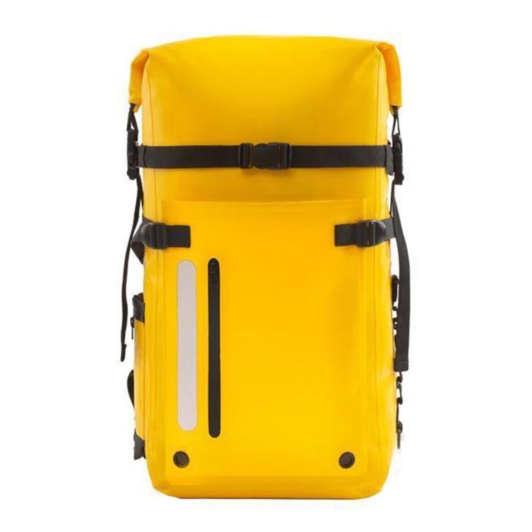 Outdoor Waterproof Backpack Beach Diving Equipment Wet and Dry Separation Bag PVC Waterproof Backpack Wholesale