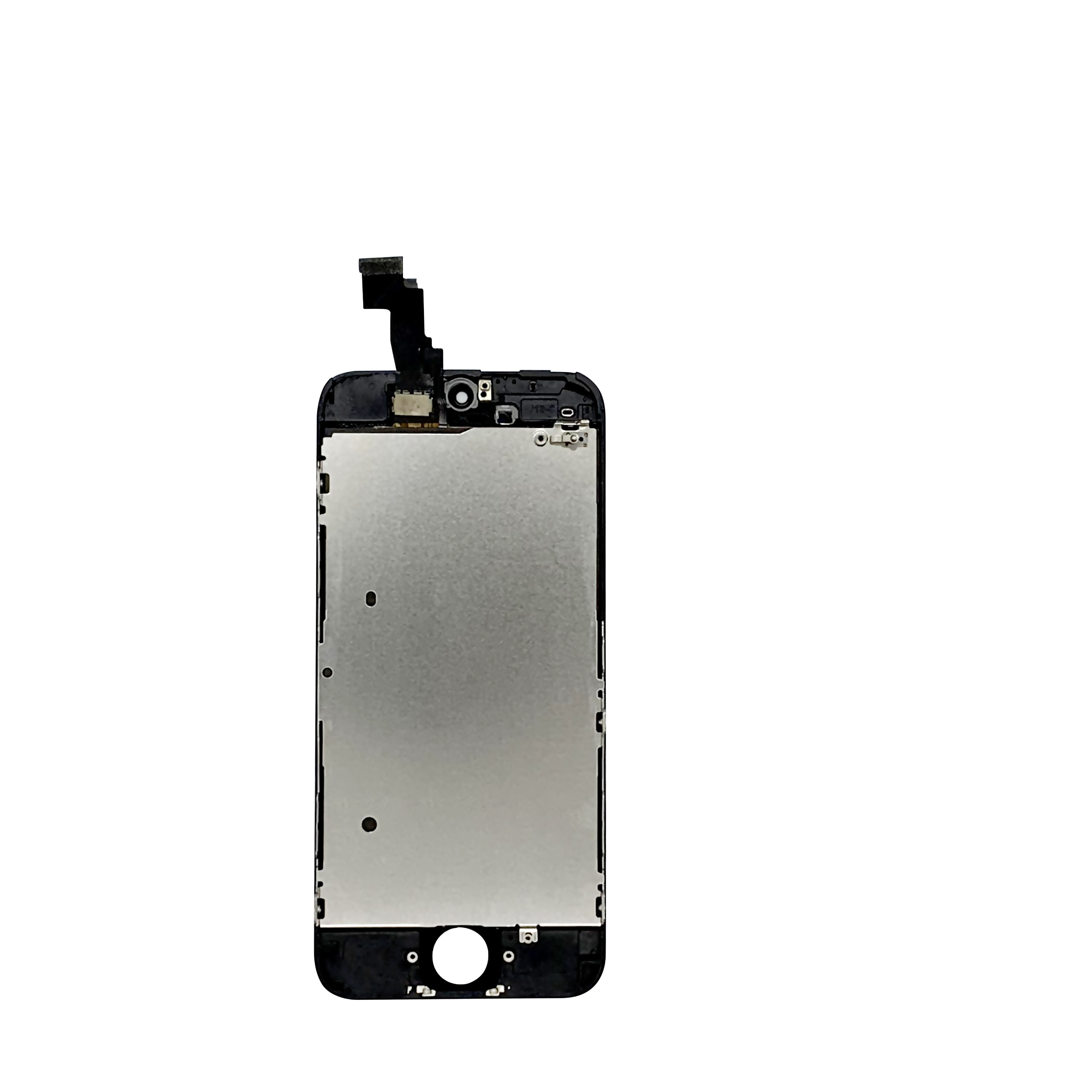 5Pcs LCD Screen For Apple iPhone 5 5G 5s 5c LCD Display Touch Screen Digitizer Replacement with back plate enlarge
