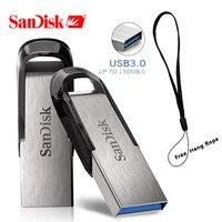 SanDisk CZ73 USB Flash Drive 16GB 32GB 64GB USB 3.0 Metal Encryption Pen Drive 128gb 256GB Memory Stick Storage Device U Disk