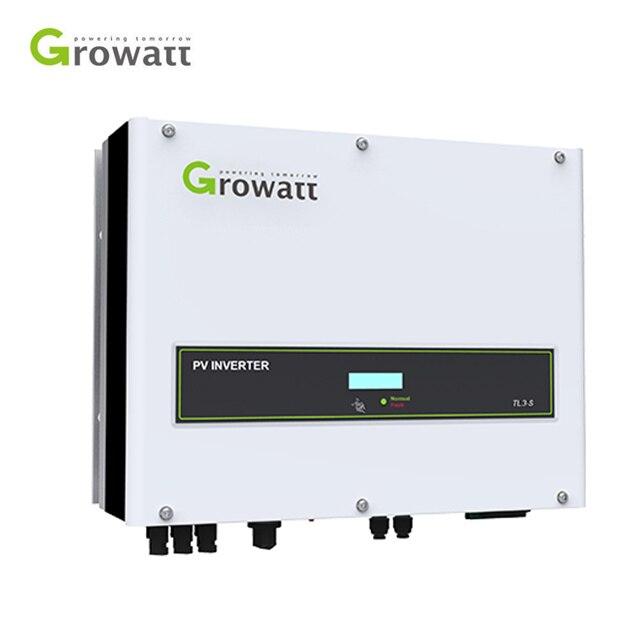 IT-728 Growatt ألمانيا الاتحاد الأوروبي القياسية الشمسية العاكس 8kw 10kw 11kw 3 المرحلة الشمسية الهجين عاكس الطاقة
