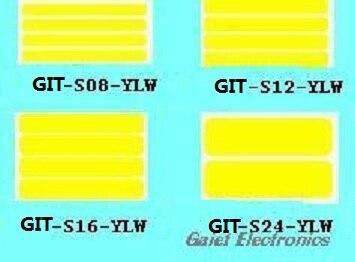 Cinta de empalme simple SMT para cinturones de 24mm (4 en 1) GIT-S24 2000 unids/caja