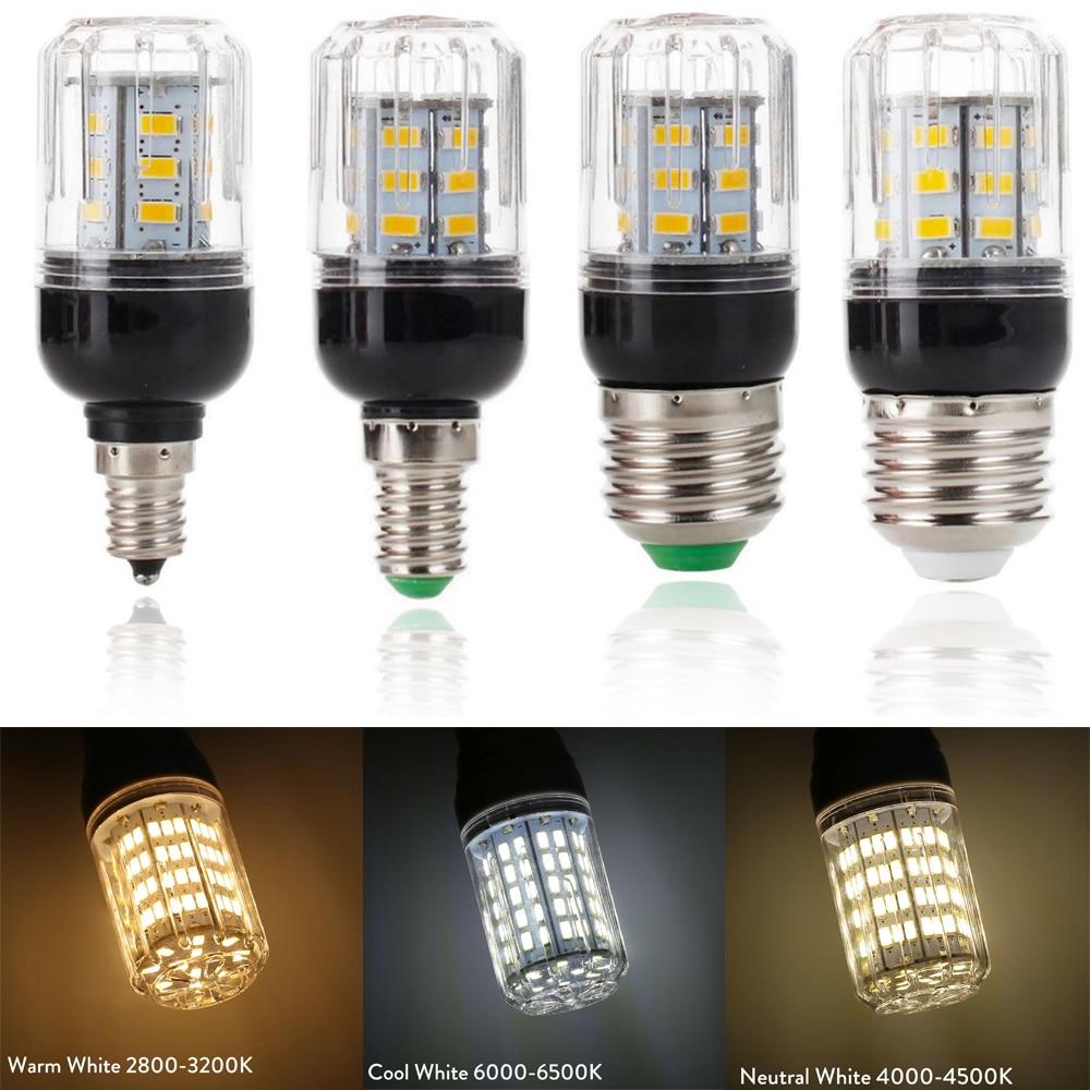 AliExpress - Mini E27 E26 E12 E14 LED Corn Light Bulbs DC 12V 24V 9W 27LEDs Super Bright Table Desk Lamps Spotlights for Home Indoor Lighting