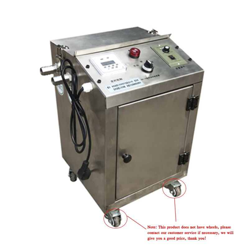 FYJ-1 Industrial Oil-water Separator Floating Oil Recovery Machine Degreasing Slag Absorber Floating Oil Fishing Machine 220V