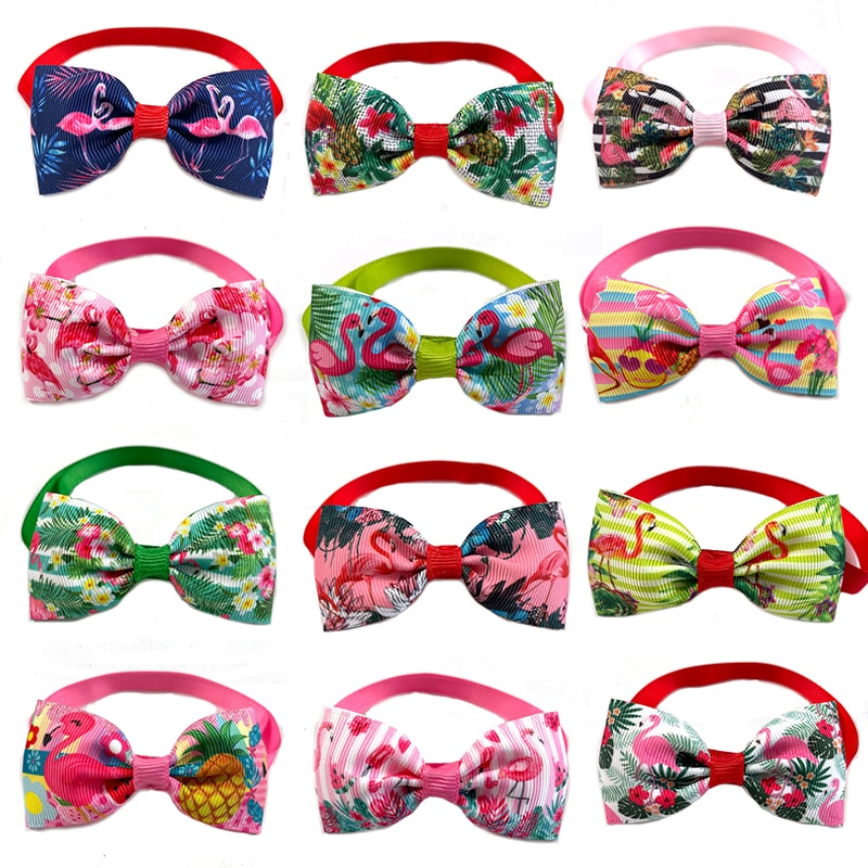 100-pcs-summer-fruits-style-small-dog-bow-ties-collars-small-dog-cat-bowties-pet-supplies-puppy-pet-grooming-products