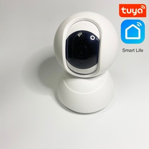 360 Degree Rotation 2MP HD WIFI Camera For Home Security Defense Infrared Human Detection Smart Life Video Tuya IP Camera