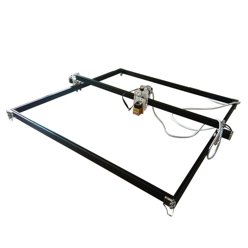 CNC 1010 15W 5.5W desktop DIY Laser engraving engraver cutting machine for Wood 100*100cm big worke area laser cutter EU NO TAX enlarge