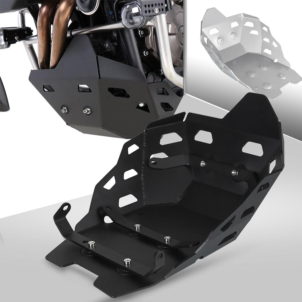 لاماها T7 Tenere700 T 7 TENERE 700 رالي 2019 - 2021 دراجة نارية زلق لوحة باش الإطار الحرس تمديد حامي محور